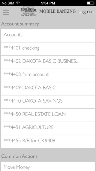 Dakota Mobile Banking