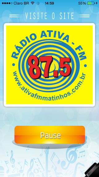 Rádio Ativa 87 5 FM