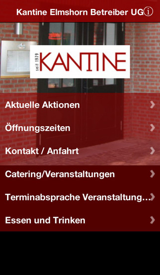 Restaurant Kantine-Elmshorn
