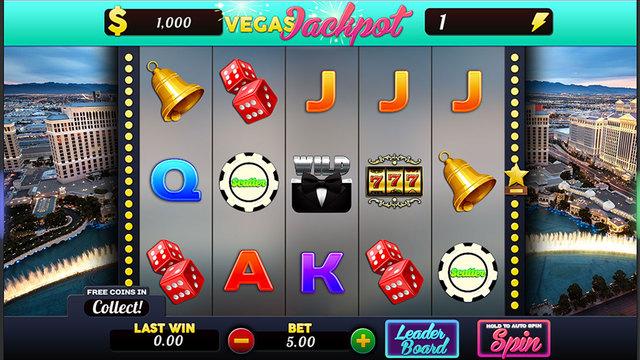Vegas Jackpot - Free Casino Slots Game