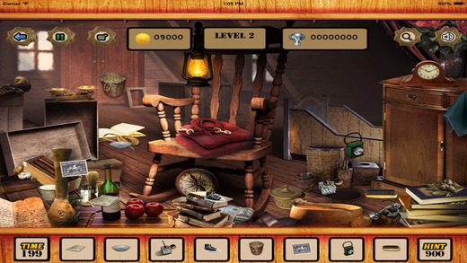 Hidden Object : The Mysterious streets