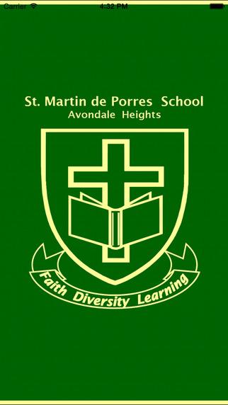 St Martin de Porres Primary Avondale Heights - Skoolbag