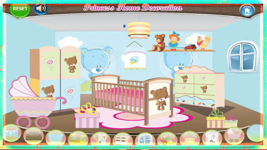 Princess Home Decoration