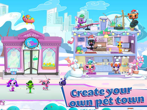 Littlest Pet Shop Screenshots