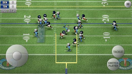 Stickman Football Screenshot