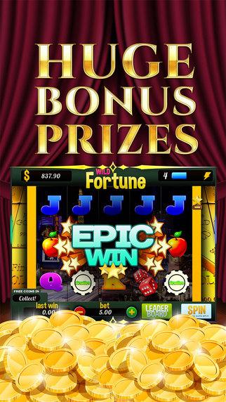 Wild Fortune - Casino Slots Game