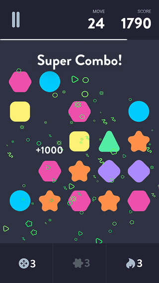 Shapes - Puzzle Game