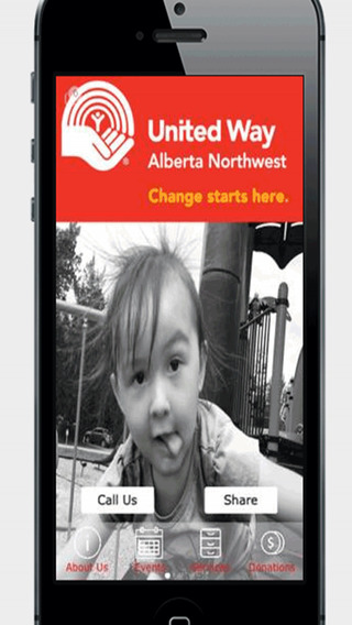 United Way Alberta North West