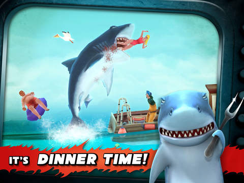 Screenshot #3 for Hungry Shark Evolution