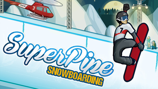 SuperPipe Snowboarding