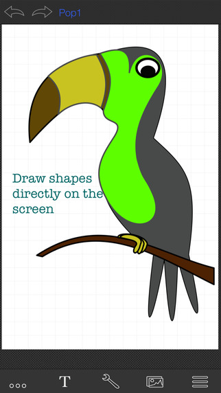 Swipe Draw