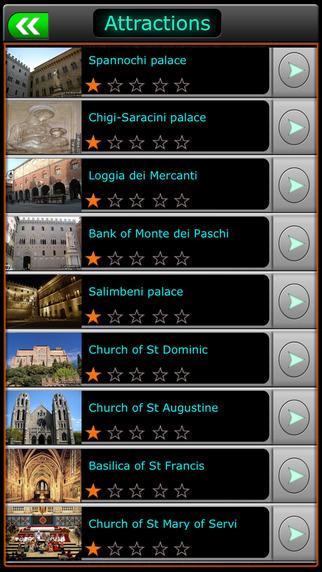 玩免費旅遊APP|下載Siena Offline Map Travel Guide app不用錢|硬是要APP