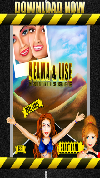 Belma Lise : The Grand Canyon Police Car Chase Adventure - Free