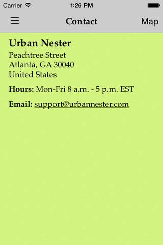 Urban Nester screenshot 4