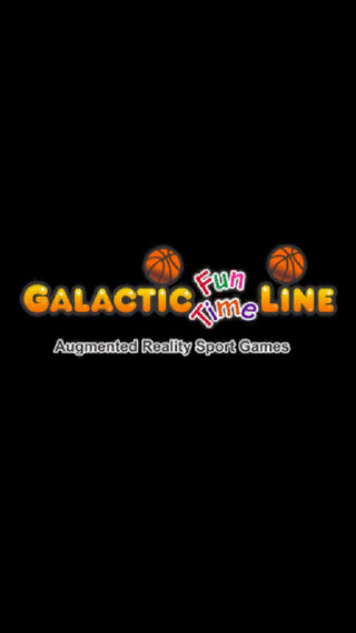 Galactic AR Basketball