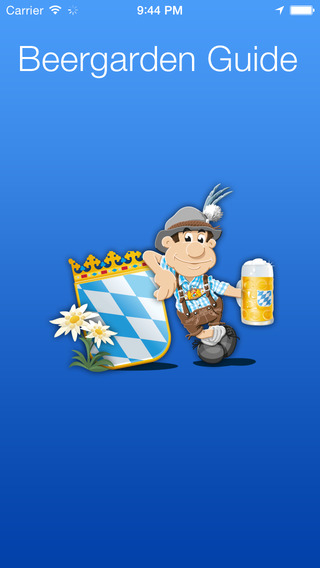 Beergarden Guide - The app for your journey to Octoberfest