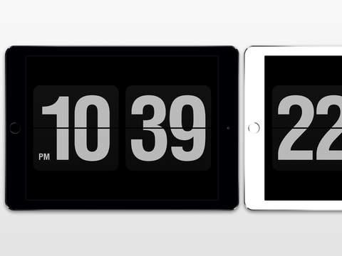 Flip Clock Screensaver Fliqlo - фото 5