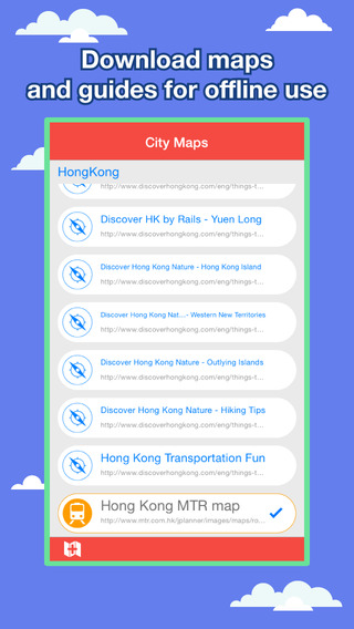 Hong Kong City Maps - Discover HKG with MTR Bus and Travel Guides.