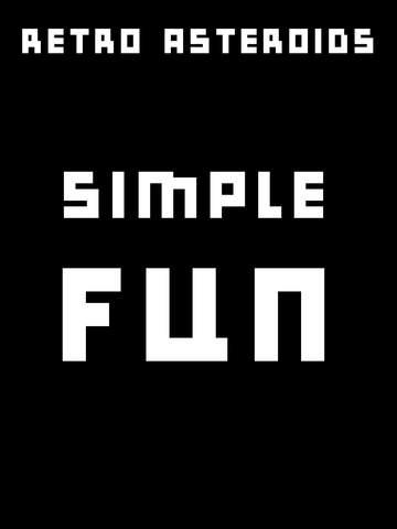 玩免費遊戲APP 下載Retro Asteroids app不用錢 硬是要APP
