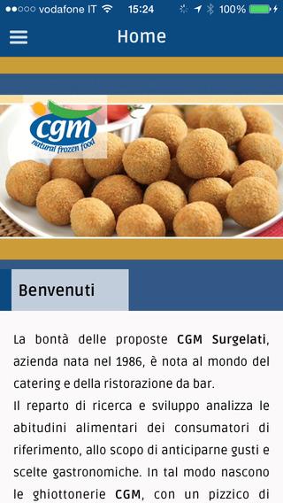 CGM Surgelati