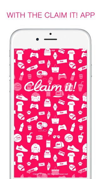 Claim it - Get Free Stuff