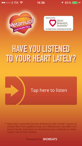 Listen To Your Heart by Metamucil