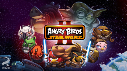 Screenshots of Angry Birds Star Wars II for iPhone