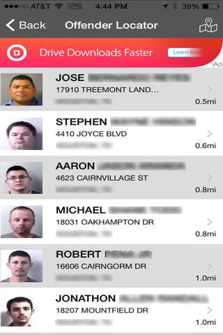 Offender Locator Lite