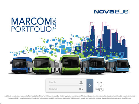 Nova Bus MarCom Digital Portfolio