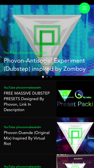 Phovon Official App