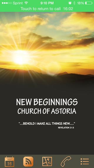 New Beginnings Church of Astoria