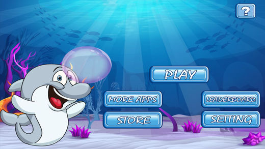 Bubble Fin Stories Deluxe - Underwater Tapping Mania- Pro