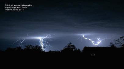 iLightningCam 2 - Lightning Strike Photography screenshot 2