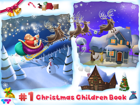 Christmas Tale for iPad iPad Screenshot 2