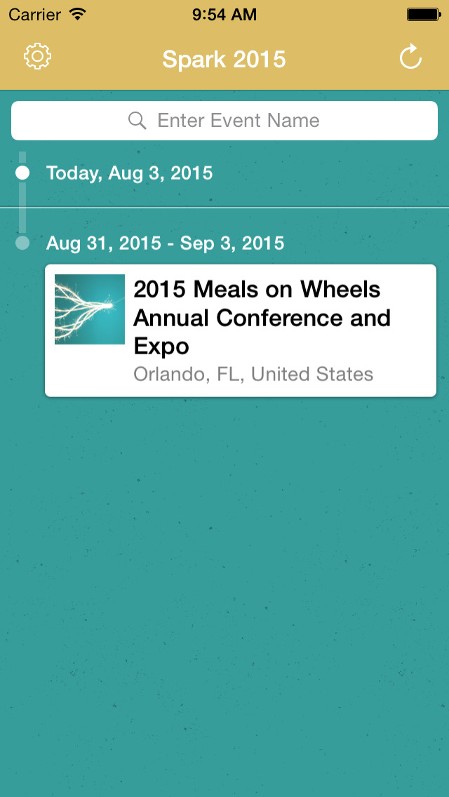 Meals on Wheels America Conference