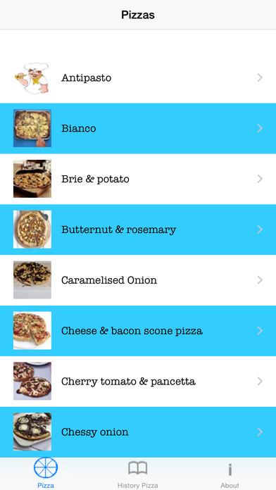 iPizza! iPhone Screenshot 1