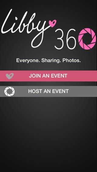 Libby360 - Wedding Photo Sharing App