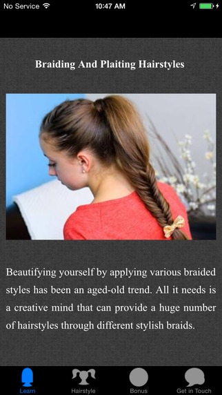 Braiding And Plaiting Hairstyles