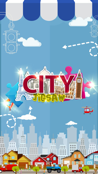 The Tower Jigsaw and City Building Photo HD Puzzle For Metropolis Collection