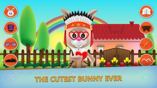 Bunny Dress up - Pet Rabbit Game