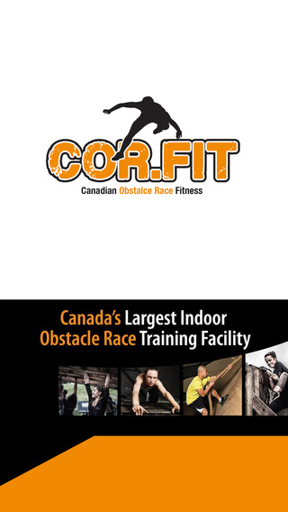 Canadian Obstacle Race Fitness