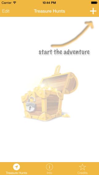 Treasure Hunt Challenge