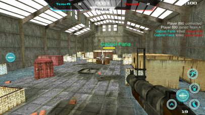Screenshots of Assault Line CS - Online FPS for iPhone