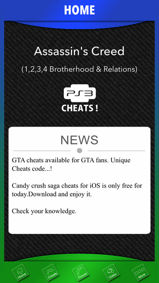 Guide for Assassin's Creed 1 2 3 4 : Brotherhood Relations