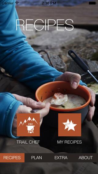 【免費旅遊App】Trail Chef-APP點子