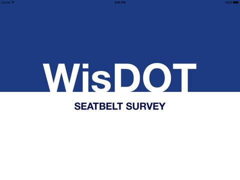 WisDOT Seat Belt Survey