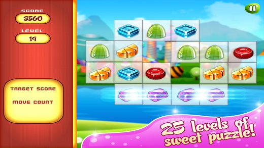 Candy Puzzle Mania
