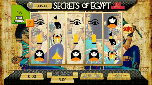 AAA Secrets of Egypt