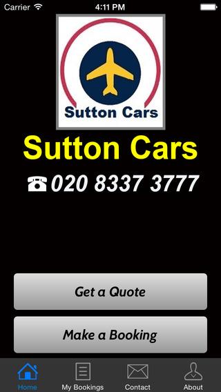 Sutton Cars
