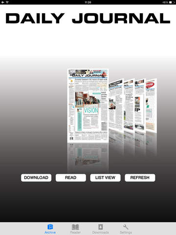 daily journal eedition - 360×480